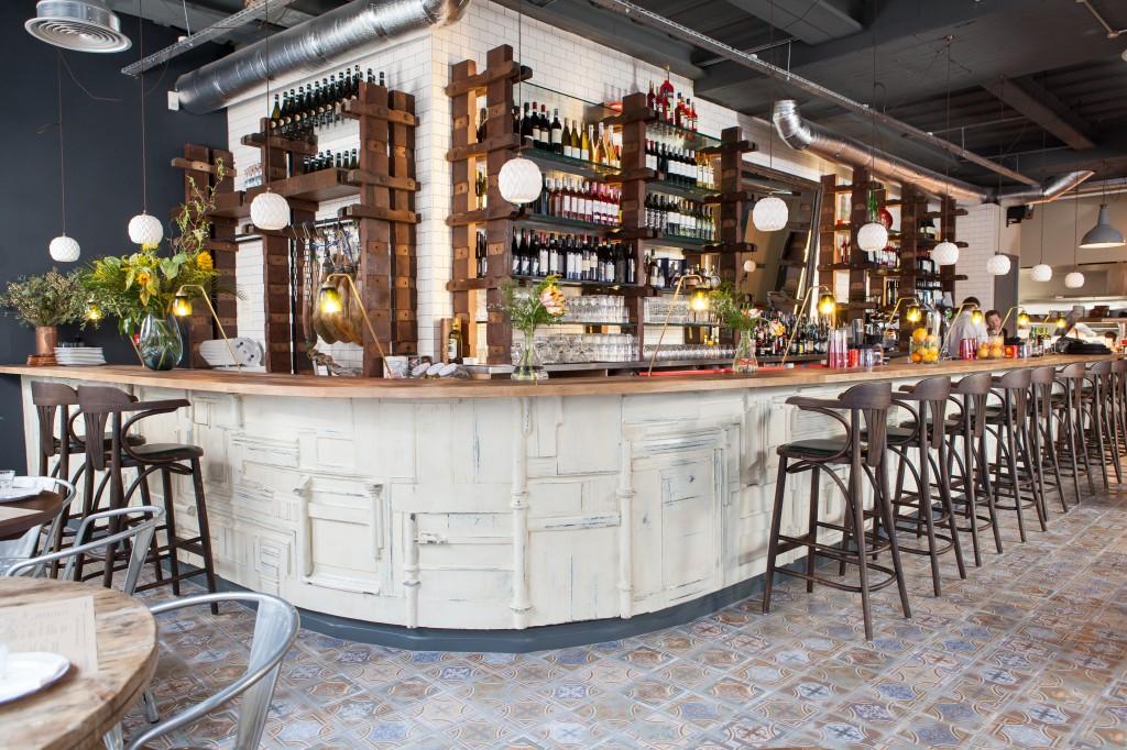 The Bar Salt House Bacaro